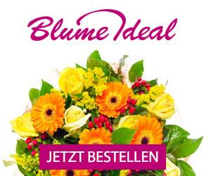 Blumeideal - Blumenversand