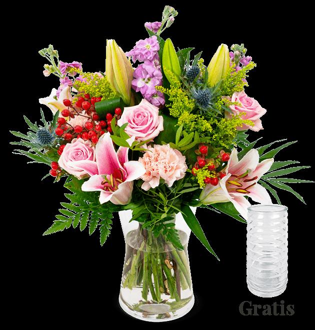 Blütenfreude